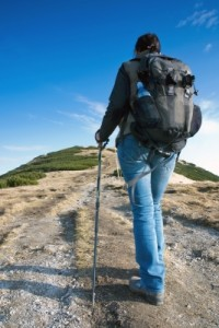 Backpacking and hiking summer camps